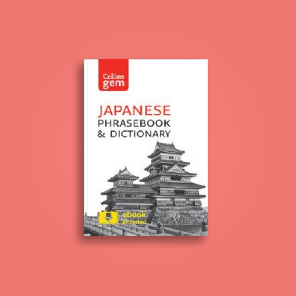 travel-sized format Collins Gem Collins Mandarin Chinese Phrasebook and Dictionary Gem Edition Essential phrases and words in a mini