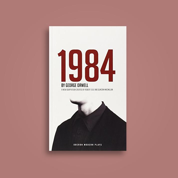 1984 Nineteen Eighty-Four - George Orwell, Duncan Macmillan