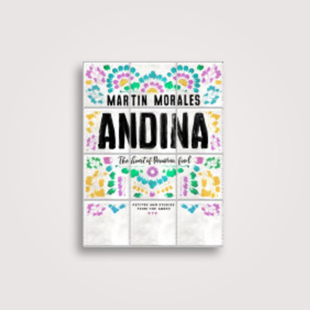 Andina: Healthy, Fresh Food From Peru - Martin Morales