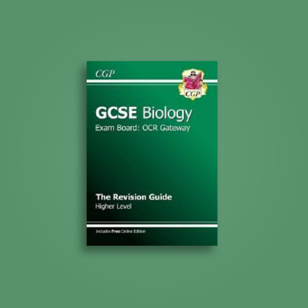 GCSE Biology AQA Revision Guide (with Online Edition) - CGP Books Near Me |  NearSt Find and buy products from real shops near you
