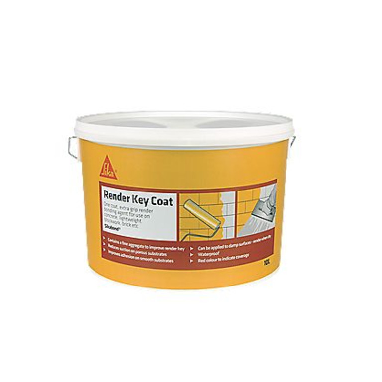 Sika Rendagrip External Render Bonding Agent (8831P) - Sika