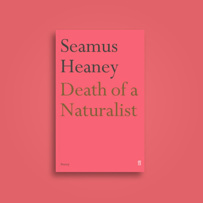 poems by seamus heaney death of a naturalist and the barn essay Start studying mid-term break by seamus heaney learn vocabulary, terms, and more with flashcards, games, and other study tools.