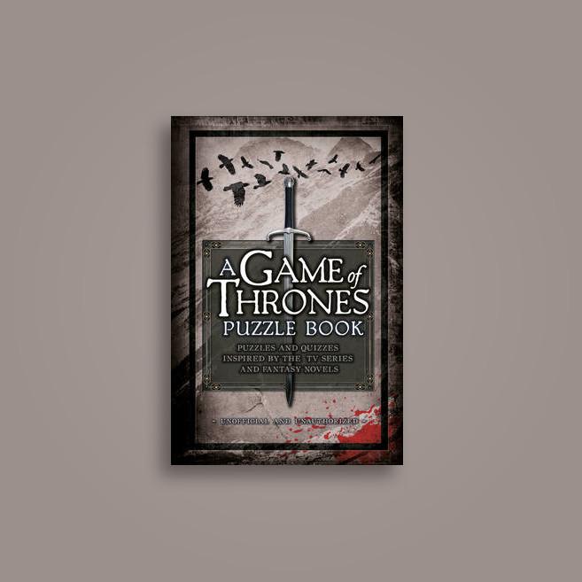 A Game of Thrones Puzzle Book - Tim Dedopulos