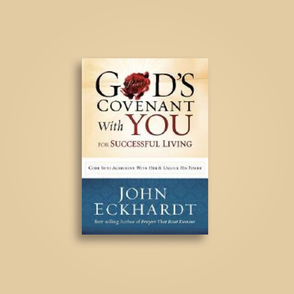 God's Covenant With You for Life and Favor: Come Into Agreement with Him  and Unlock