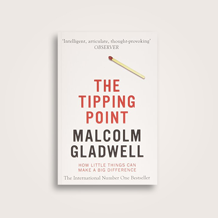 The Tipping Point How Little Things Can Make a Big Difference. Malcolm Gladwell - Malcolm Gladwell