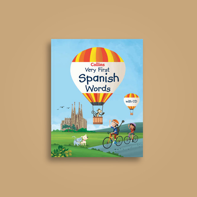 Collins Very First Spanish Words - Collins Dictionaries Near