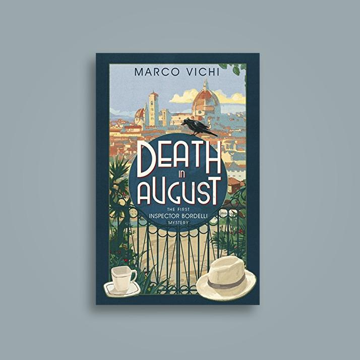 Death in August - Marco Vichi Near Me   NearSt