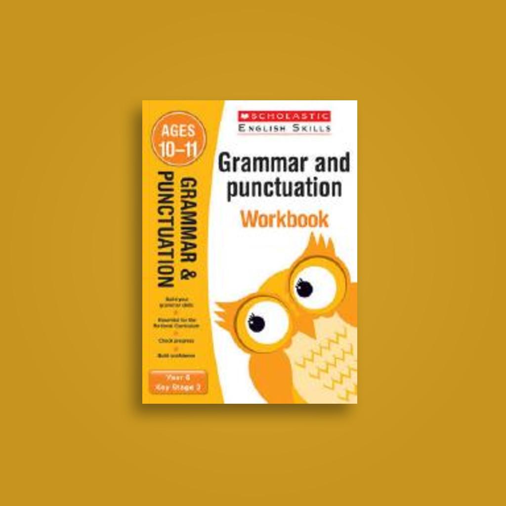 Workbooks grammar and punctuation workbook : Grammar and Punctuation Year 6 Workbook - undefined Near Me ...