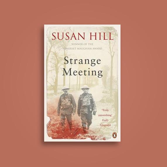strange meeting susan hill