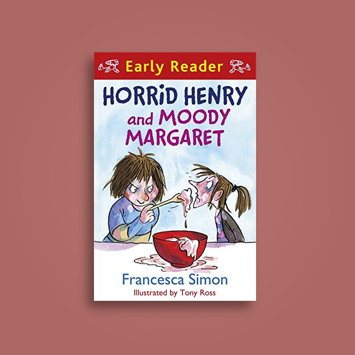 Horrid henry and moody margaret francesca simon near me nearst horrid henry and moody margaret expocarfo Choice Image