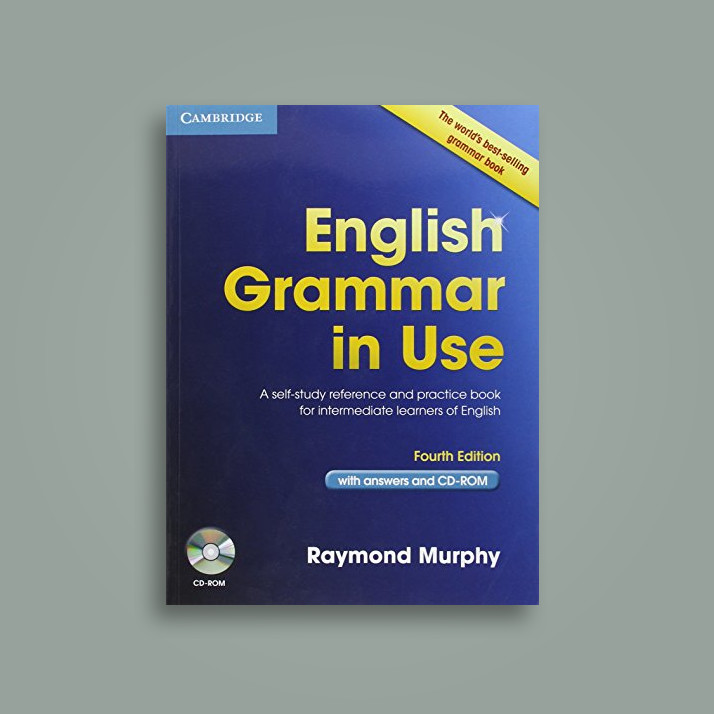 English Grammar in Use Book with Answers: A Self-Study Reference and  Practice Book for Intermediate Learners of English - Raymond Murphy Near Me  |