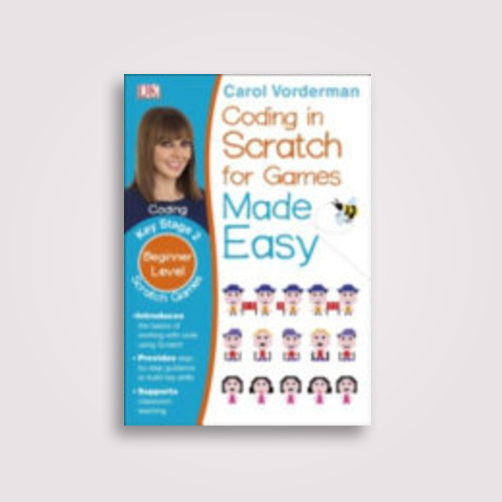 Computer Coding Scratch Games Made Easy - Carol Vorderman Near Me | NearSt