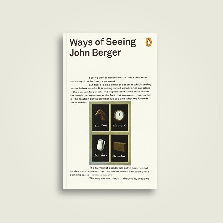 an analysis of the topic of the ways of seeing by john berger This 67-page guide for ways of seeing by john berger includes detailed chapter summaries and analysis covering 7 chapters, as well as several more featured content includes commentary on major characters, 25 important quotes, essay topics, and key themes like the corrosive ideology of.