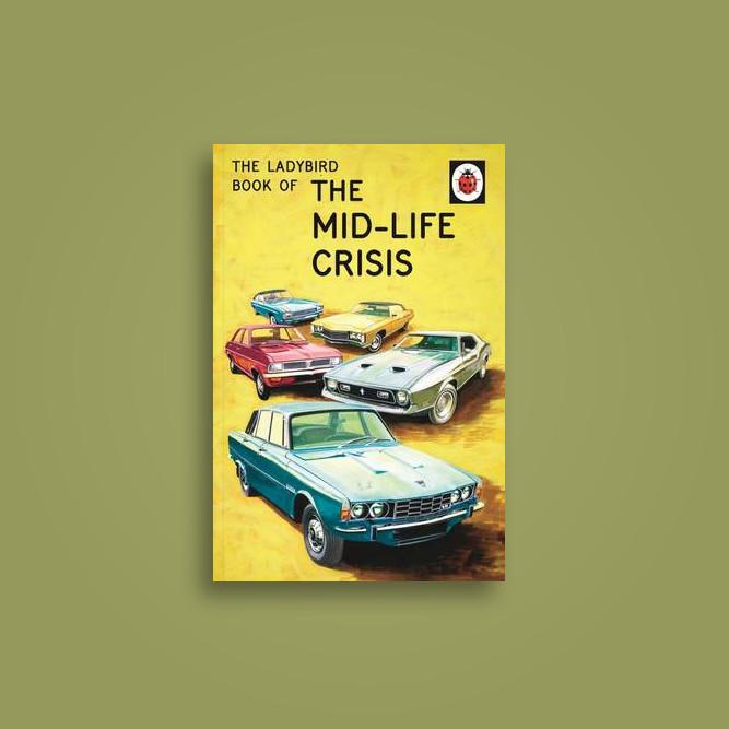 The Ladybird Book of the Mid-Life Crisis - Jason Hazeley, Joel Morris