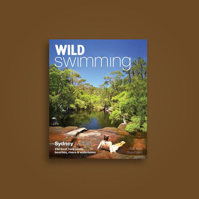 Wild Swimming Sydney Australia by Sally Tertini