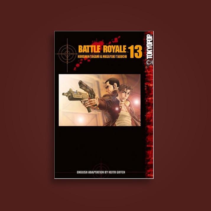 Battle Royale: v  13 - Koushun Takami Near Me | NearSt Find