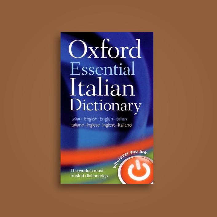 Oxford Essential Italian Dictionary - Oxford Dictionaries Near Me | NearSt