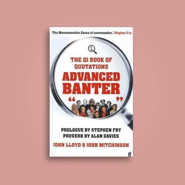QI: Advanced Banter - John Lloyd Near Me   NearSt Find and