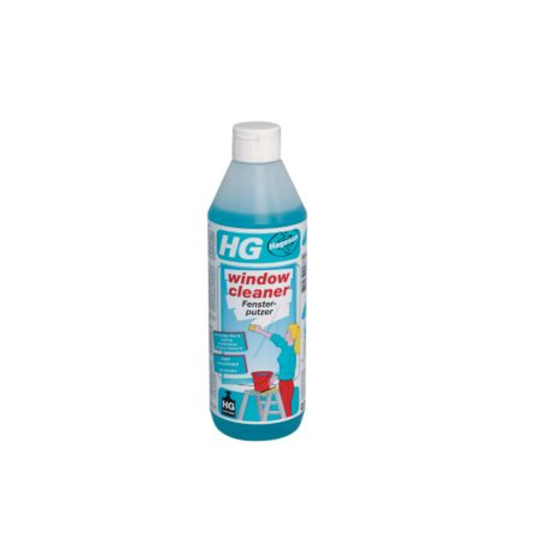 HG Window Cleaner Bottle  500 ml