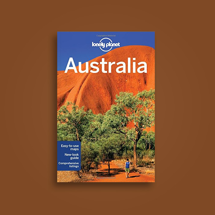 Lonely Planet Australia - Lonely Planet