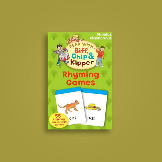 Oxford reading tree read with biff chip and kipper first stories oxford reading tree read with biff chip and kipper phonics flashcards rhyming fandeluxe Gallery