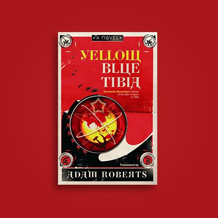Yellow Blue Tibia by Adam Roberts
