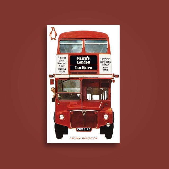 Nairn's London - Ian Nairn