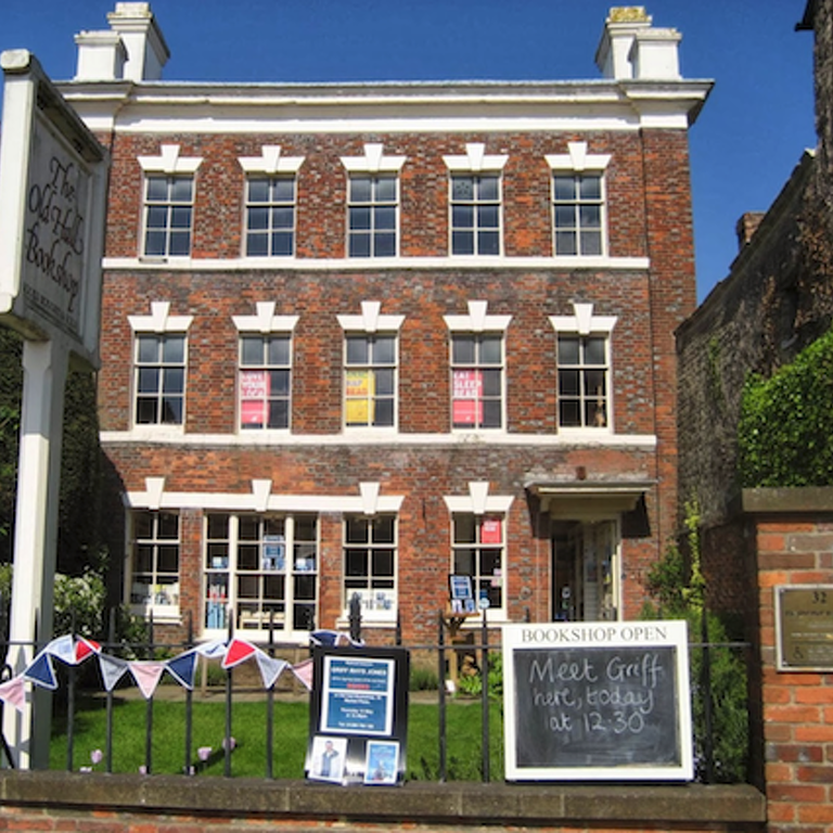 The Old Hall Bookshop