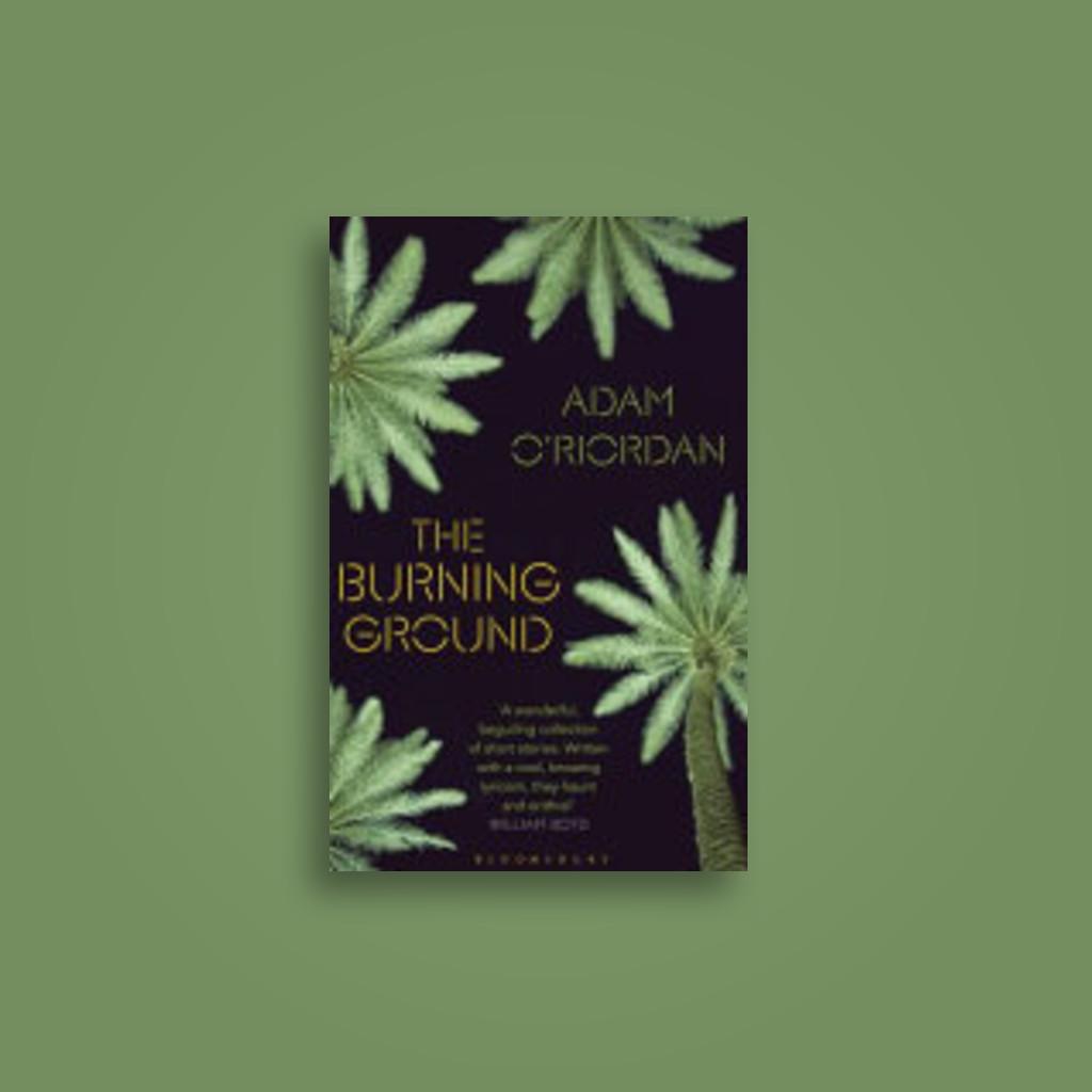 The Burning Ground - Adam O'Riordan