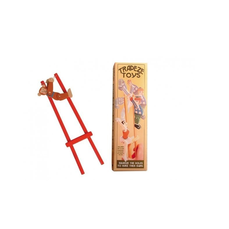 Monkey Trapeze Toy