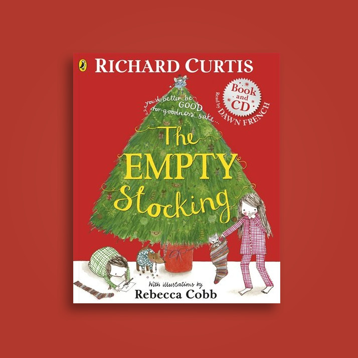 The Empty Stocking Book And Cd Richard Curtis Near Me Nearst