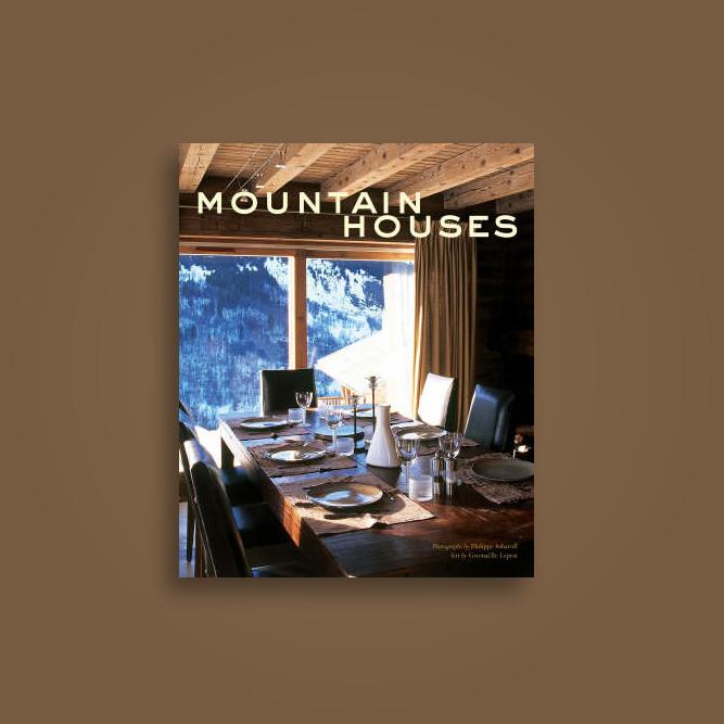Mountain Houses - Philippe Saharoff, Gwenaëlle Leprat