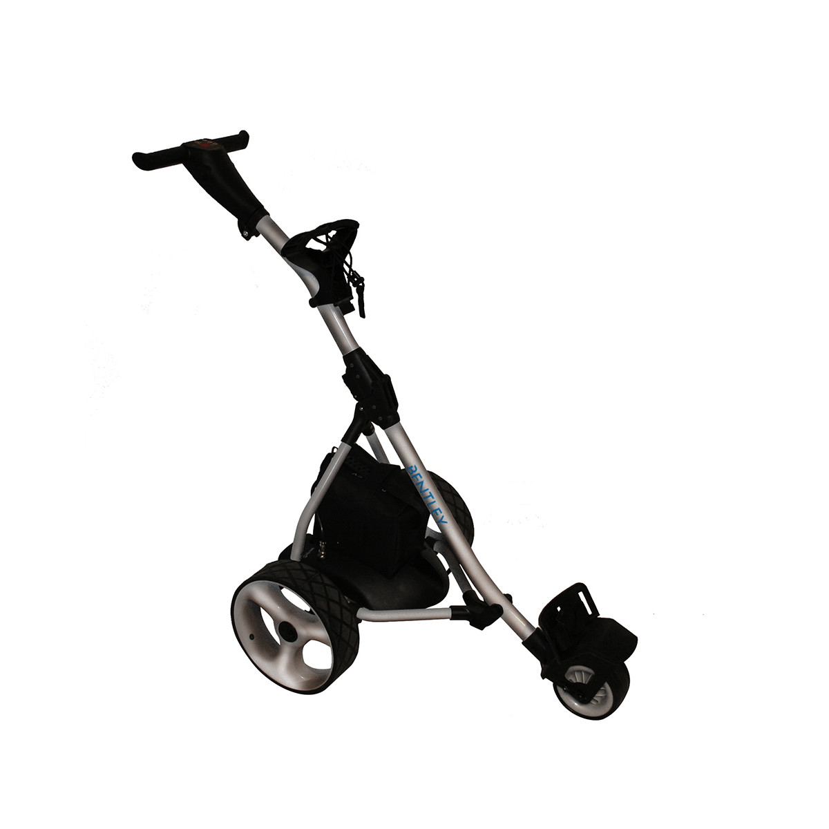 Charles Bentley Electric Golf Caddy - Silver