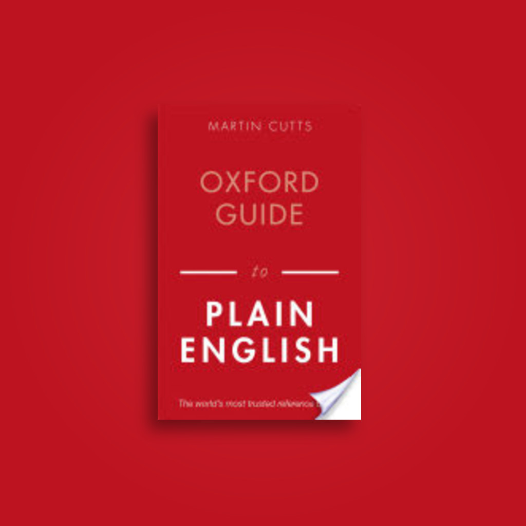 oxford guide to plain english martin cutts near me nearst find rh near st oxford guide to plain english review oxford guide to plain english by martin cutts
