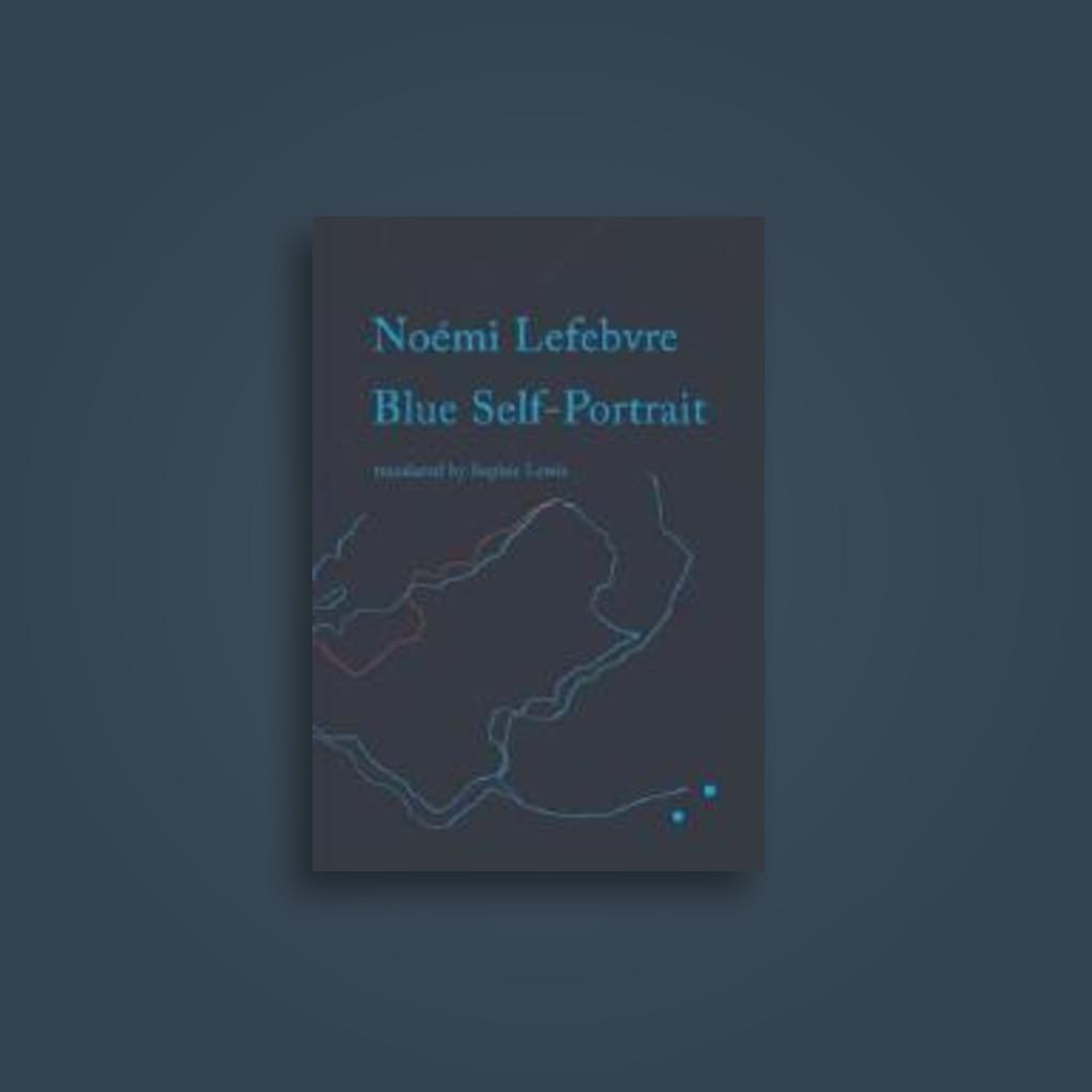 Blue Self-Portrait