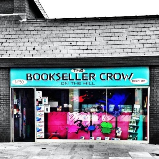 The Bookseller Crow