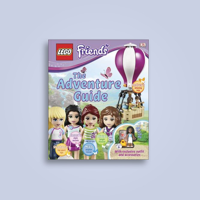 Lego Friends the Adventure Guide - undefined Near Me   NearSt Find ...