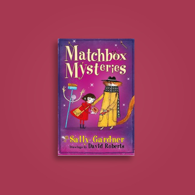 The Matchbox Mysteries: The Detective Agency's Fourth Case