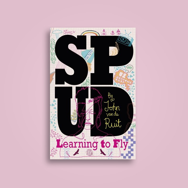 Spud Learning To Fly Book