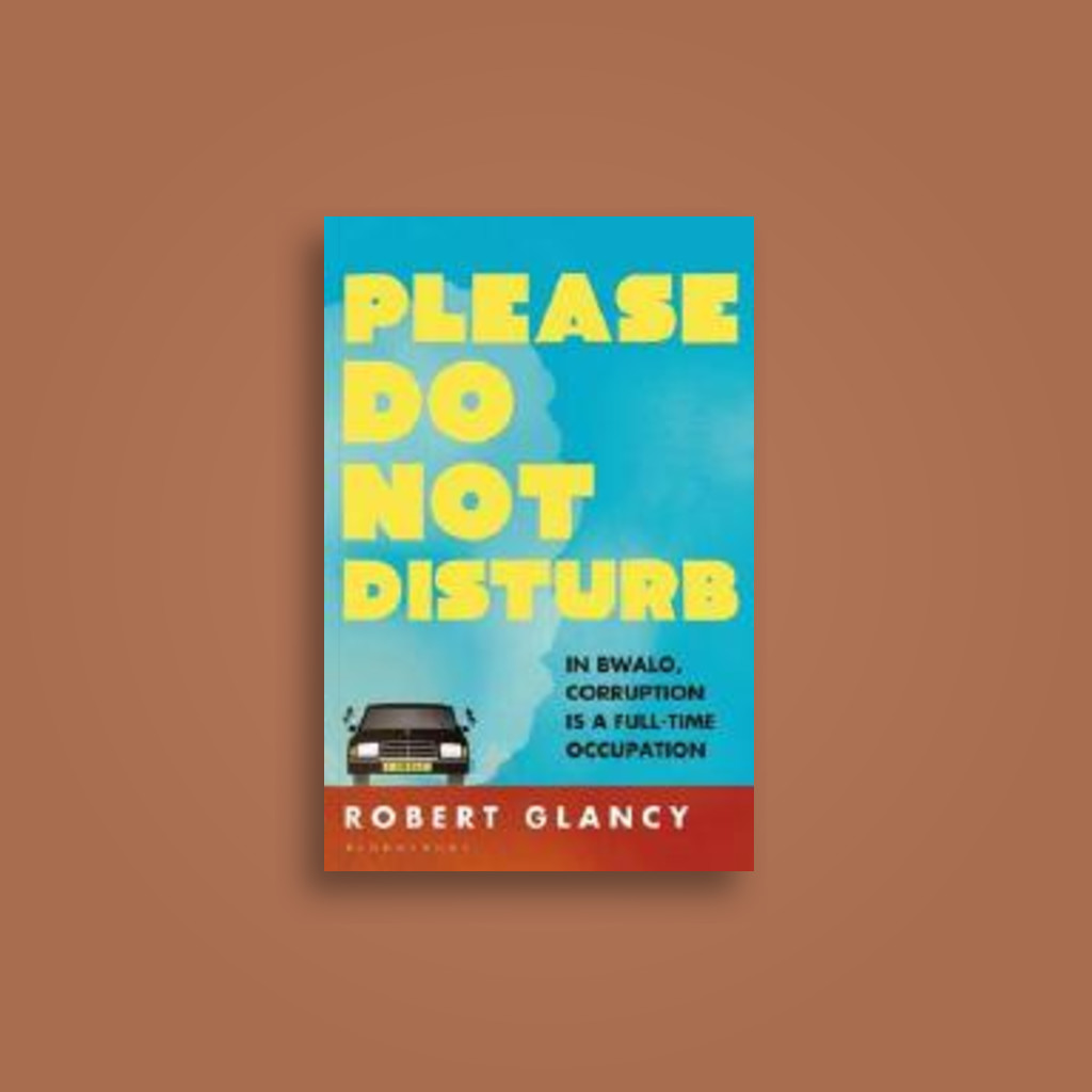 Please Do Not Disturb - Robert Glancy