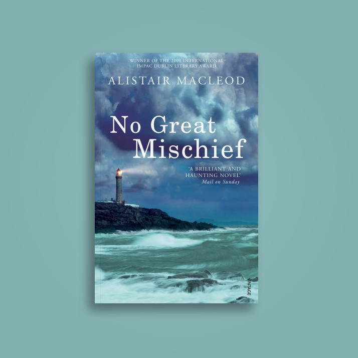invisible poverty in the novel no great mischief by alistair macleod The great alistair macleod died in april of 2014 although his output is not large, it is profound and he will probably be best remembered for his novel of cape breton life no great mischief  remembrance , which came out in book form for the first time this summer, was his last story.