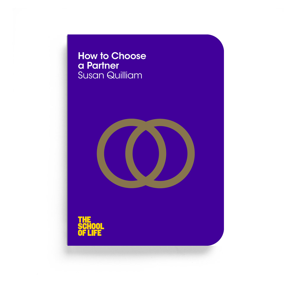 How to Choose a Partner - Susan Quilliam, The School of Life