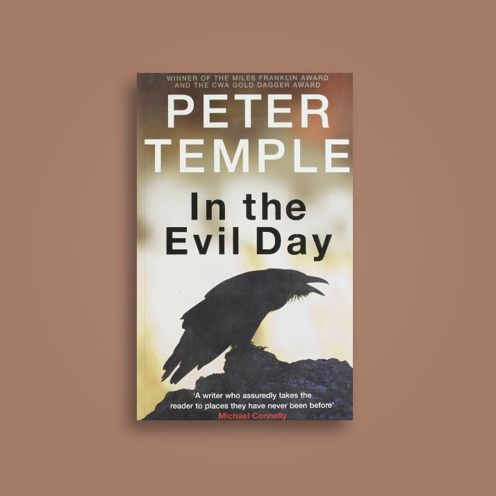 in the evil day temple peter