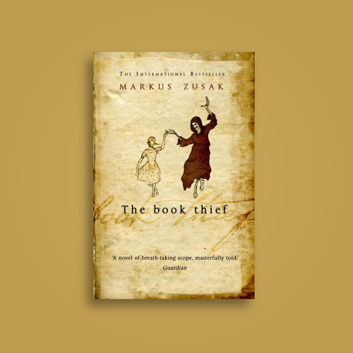 an analysis and the plot of markus zusaks the book thief Abebookscom: the book thief (9780375831003) by markus zusak and a great selection of similar new, used and collectible books available now at great prices.