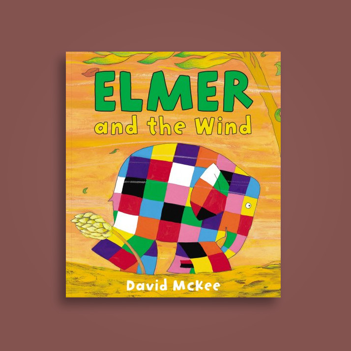 Elmer and the Wind Press Reviews