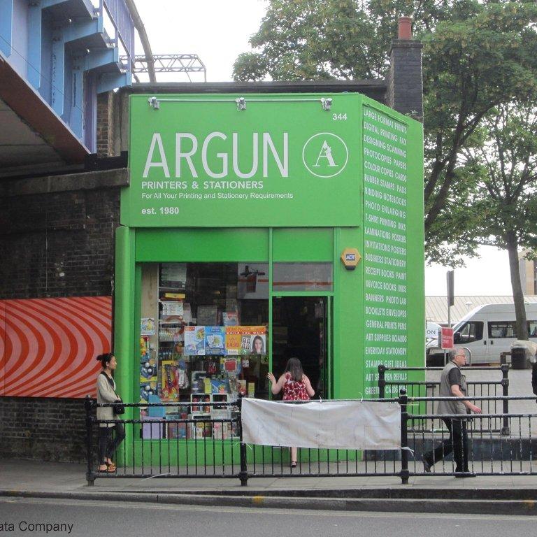 Argun Printers & Stationers
