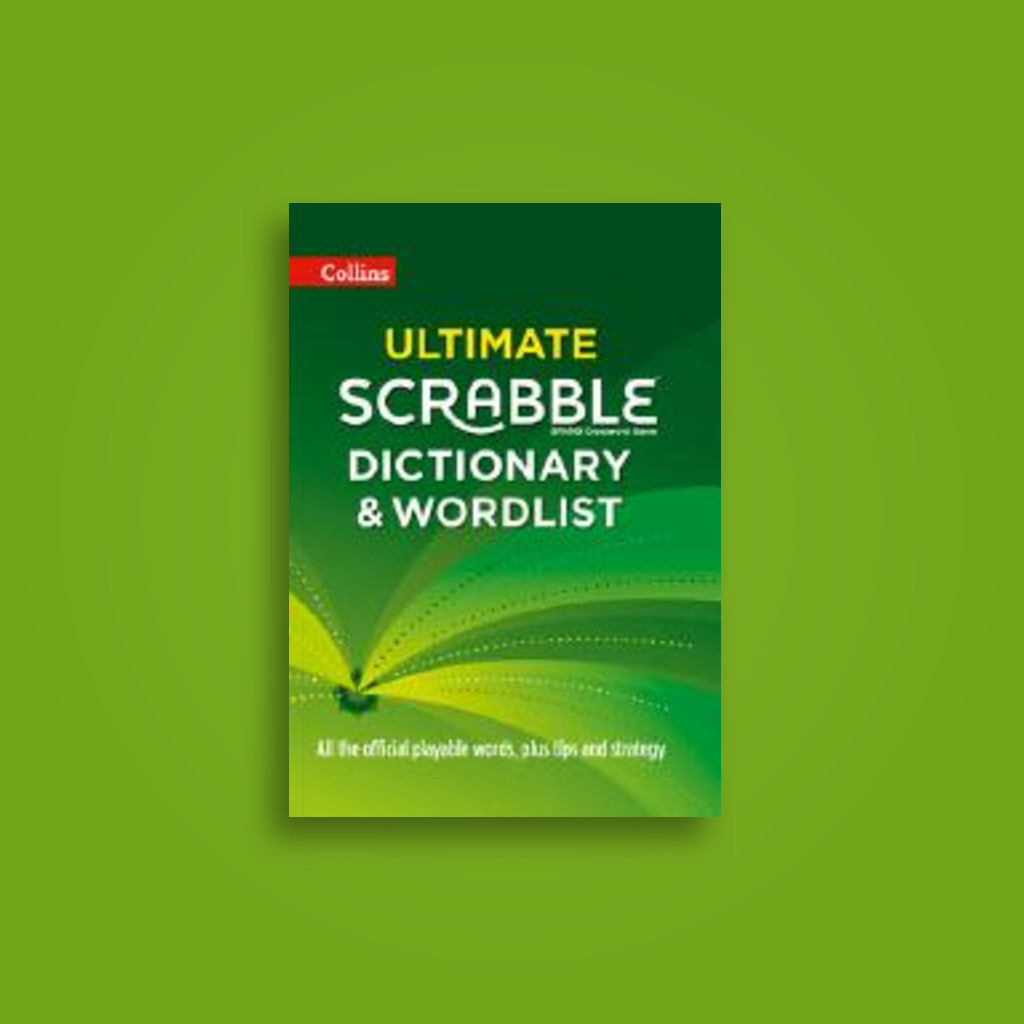collins scrabble dictionary gem edition the words to play on the go