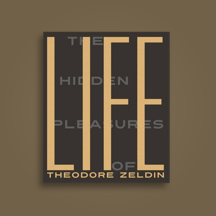 The Hidden Pleasures of Life: A New Way of Remembering the Past and Imagining the Future - Theodore Zeldin