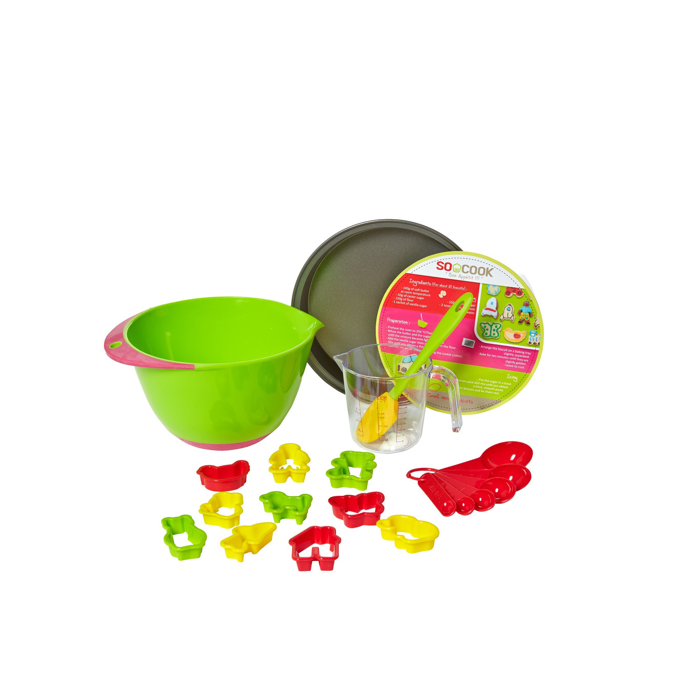 So Cook At Hamleys 20 Piece Cooking Set So Cook At Hamleys Near Me