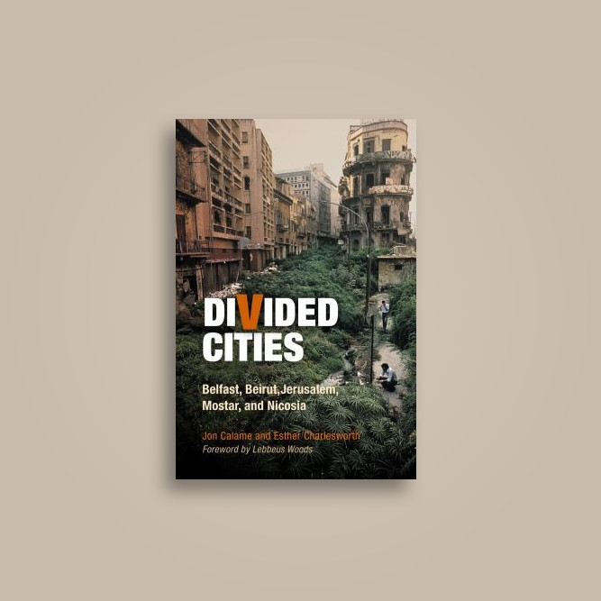 Divided Cities: Belfast, Beirut, Jerusalem, Mostar, and Nicosia - Lebbeus Woods, Jon Calame, Esther Charlesworth